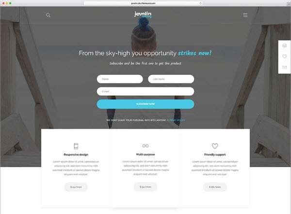 Marketing Automation Landing Page 1